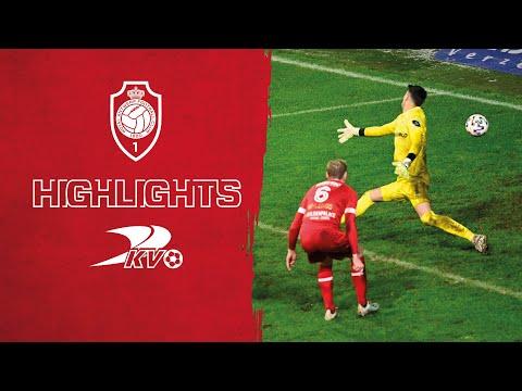 Antwerp Oostende Goals And Highlights
