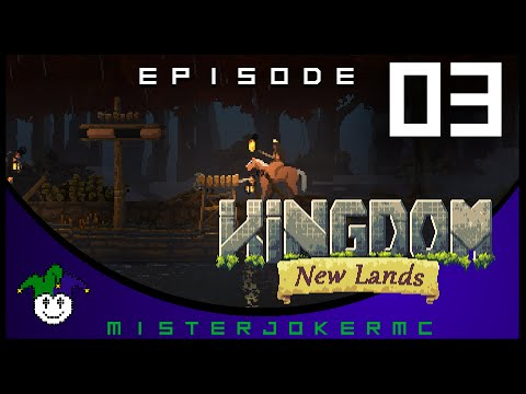 Kingdom New Lands Gameplay - 03 - Building a Ship