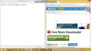 Descargar Free Music Downloader