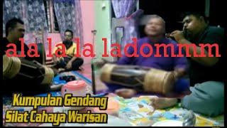Download Mp3 Latihan Gendang Silat - Lagu Aladom