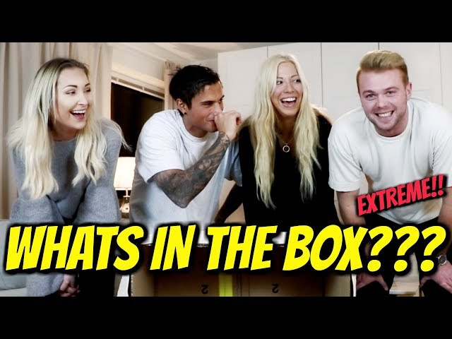 WHATS IN THE BOX (extreme)