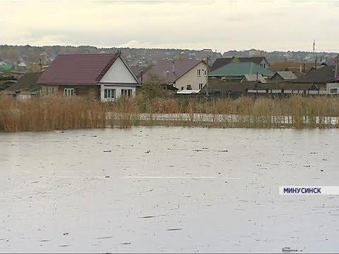 Затопленные дома, погреба и огороды: показываем ужасы потопа в Минусинске