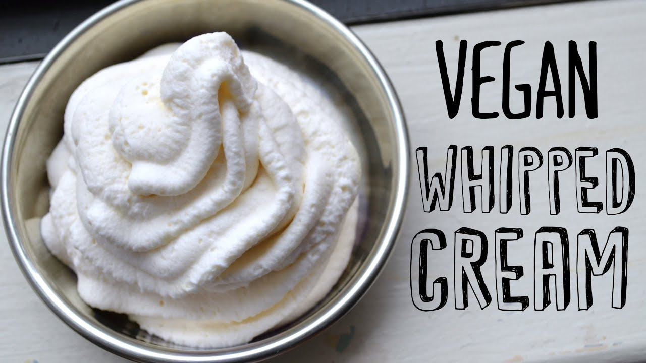 Best Whipping Cream For Cake