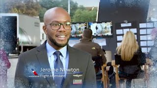 Welcome Home with Jerome Newton #AATeam