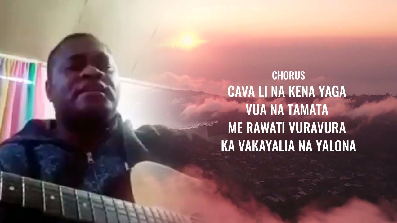 """Cava Li Na Kena Yaga"" (acoustic) - Osea Ravula"