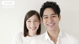 妻夫木聡さん結婚...