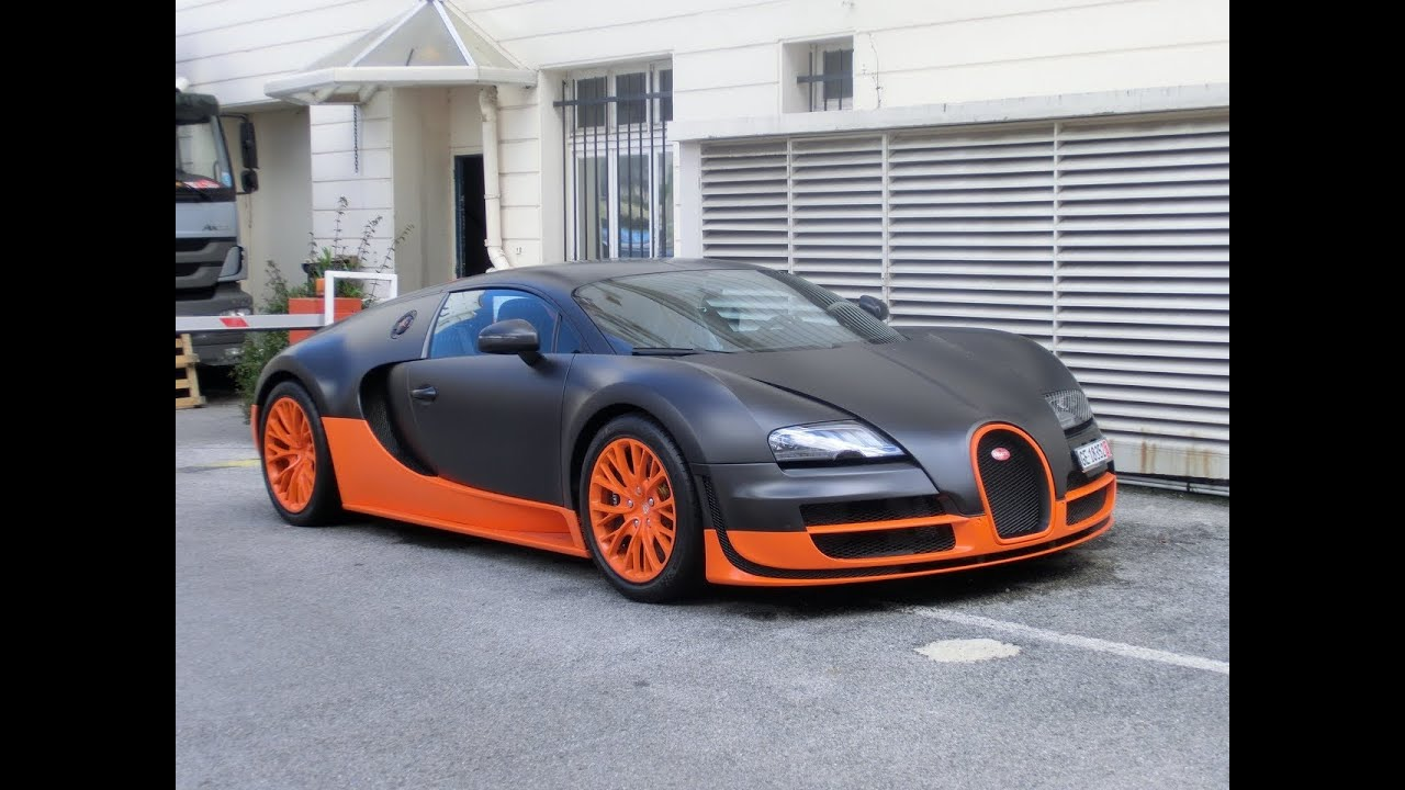Fake Bugatti Veyron Shows Up At Cars & Coffee Event | Carscoops