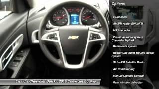 2016 Chevrolet Equinox Oconomowoc WI 16C472