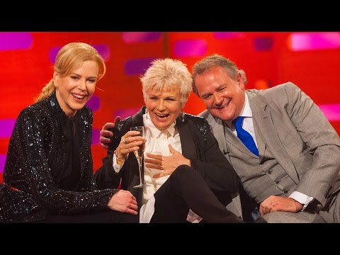 Julie Walters is Mrs Overall  The Graham Norton : Series 16 Episode 9 P  BBC One