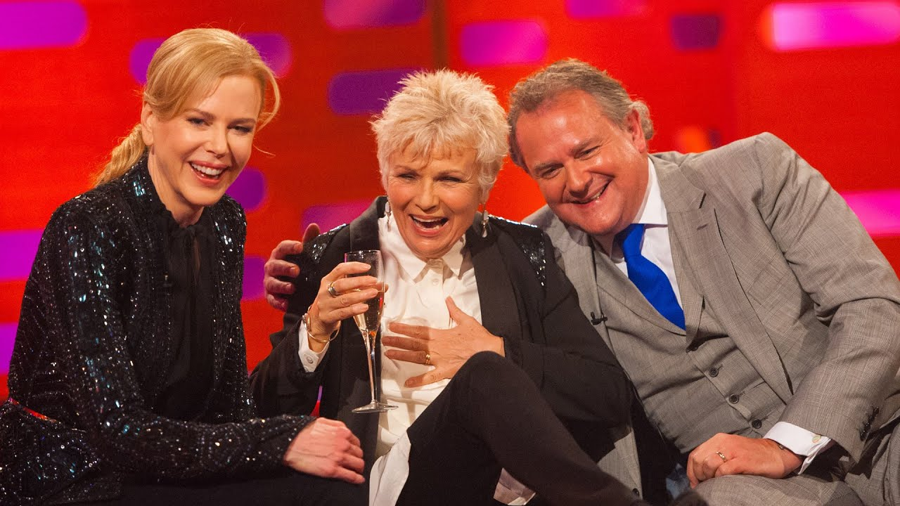 Download Julie Walters is Mrs Overall - The Graham Norton Show: Series 16 Episode 9 Preview - BBC One