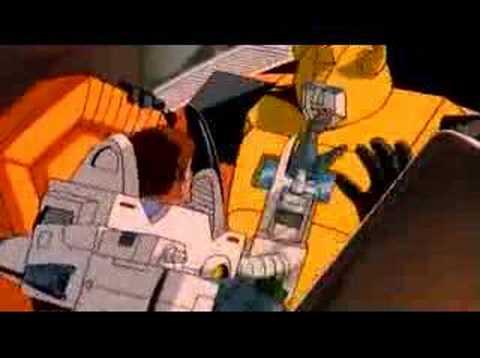 Transformers the Movie (1986) - profanity