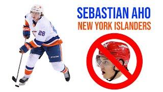 Sebastian Aho Video Breakdown (New York Islanders)