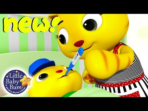 Sick Song | BRAND NEW! | Little Baby Bum Nursery Rhymes & Kids Songs | Songs for Children