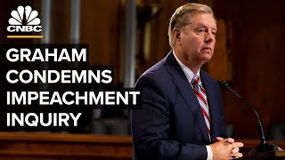 Sen. Lindsey Graham introduces resolution condemning impeachment inquiry – 10/24/2019