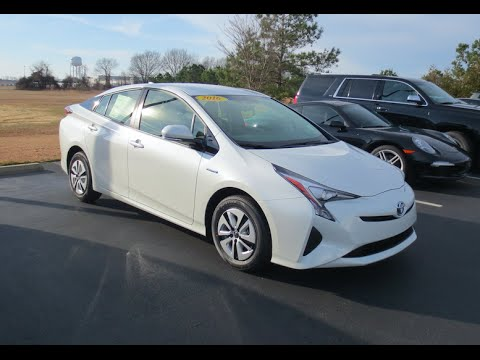 2016 Toyota Prius Two Eco Full Tour Start Up At Massey Toyota