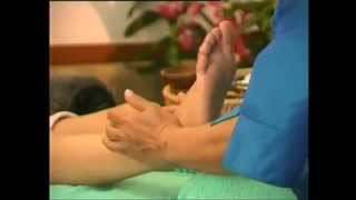 Паттайя видео массаж ног