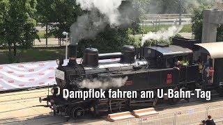 So war der U-Bahn-Tag 2018 der Wiener Linien