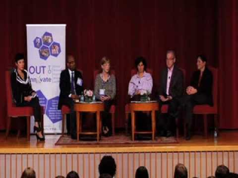 """2012 Out to Innovate """"Out and Accomplished"""" Panel"""