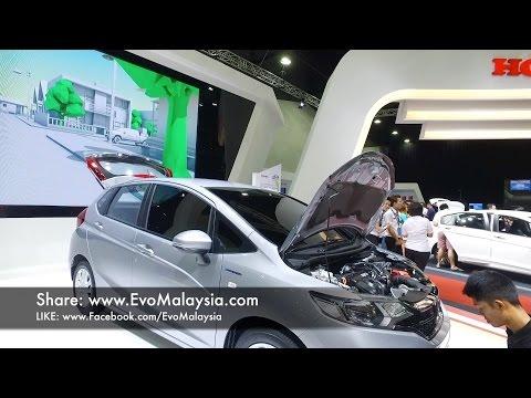 Evo Malaysia com | 2017 Honda Jazz Sport Hybrid Walk Around Preview in Malaysia
