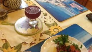 Баклажаны тушеные с овощами ( аджапсандали )