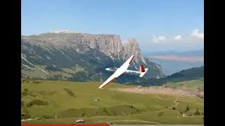 Aerofly RC 7 simulator with Swift S1 glider