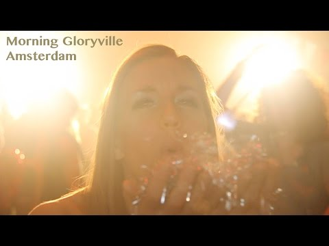 Morning Gloryville Amsterdam - aerial video services