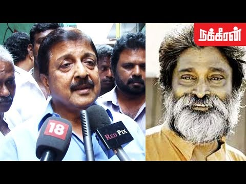 மக்களுக்காக வாழ்ந்தவர்... Artist and Activist Veera Santhanam Passes Away | Actor Sivakumar homage
