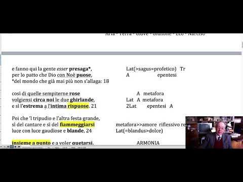 Divina Commedia: Paradiso, Canto XII