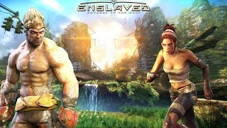 Enslaved Odyssey to the West Фильм