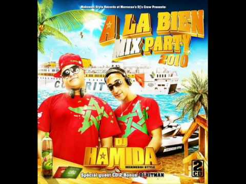 dj hamida a la bien mix party 2010 gratuit