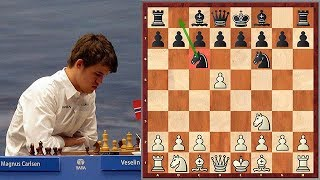 "Lol! Magnus Carlsen Is ""Trolling"" His Opponent"