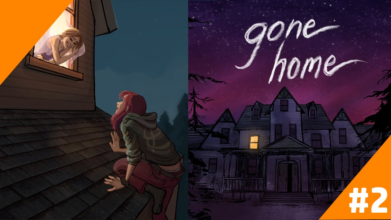 Best Lesbian Love Story In A Game Gone Home Gameplay On Ps4