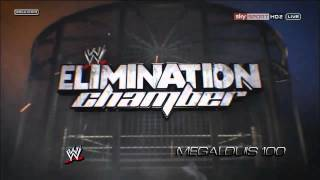 WWE Elimination Chamber 2014 Custom Theme Song -
