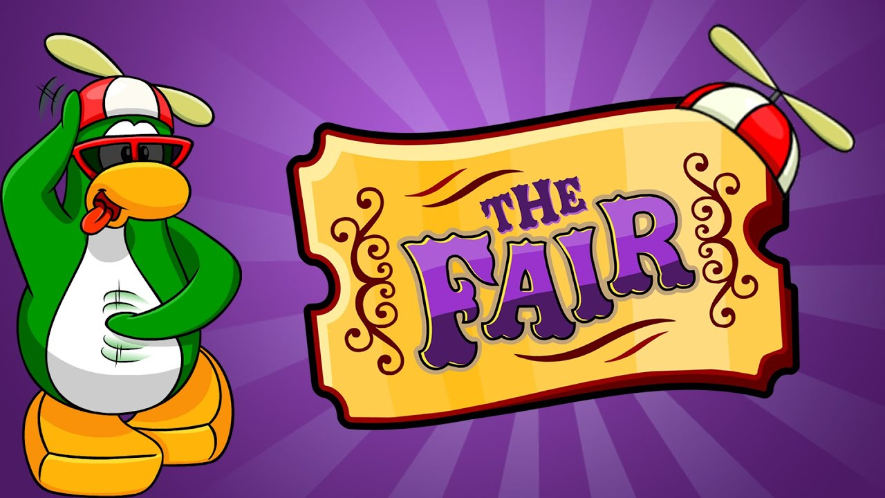 Image result for club penguin fair