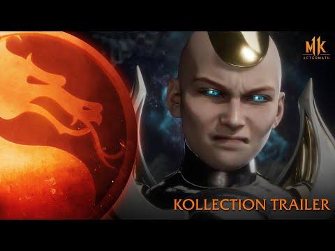 Mortal Kombat 11: Aftermath – Kollection Trailer