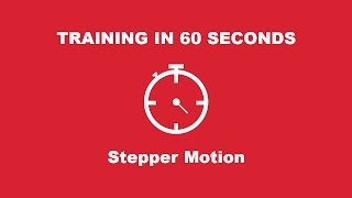 Stepper Motion Series