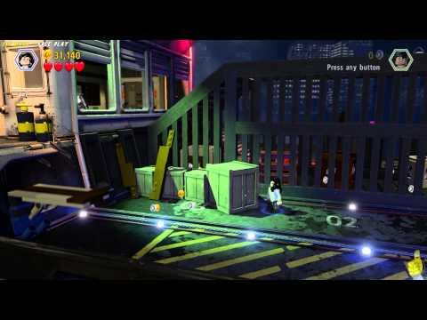 Lego Jurassic World: Level 10 San Diego FREE PLAY (All Collectibles) - HTG