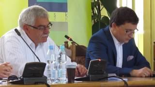 XXI sesja Rady Miejskiej w �asku cz.3