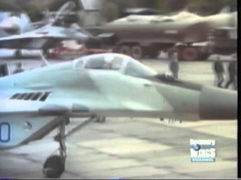 Mig-29. Fulcrum