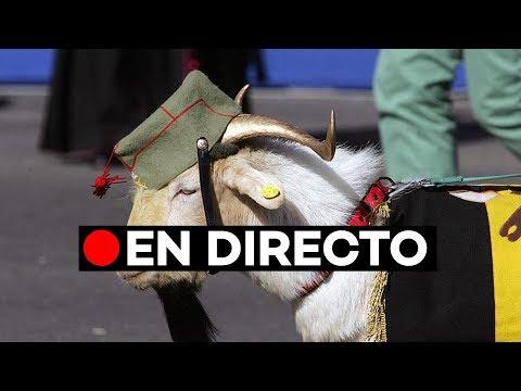 EN DIRECTO: Desfile de las Fuerzas Armadas en Madrid #12O