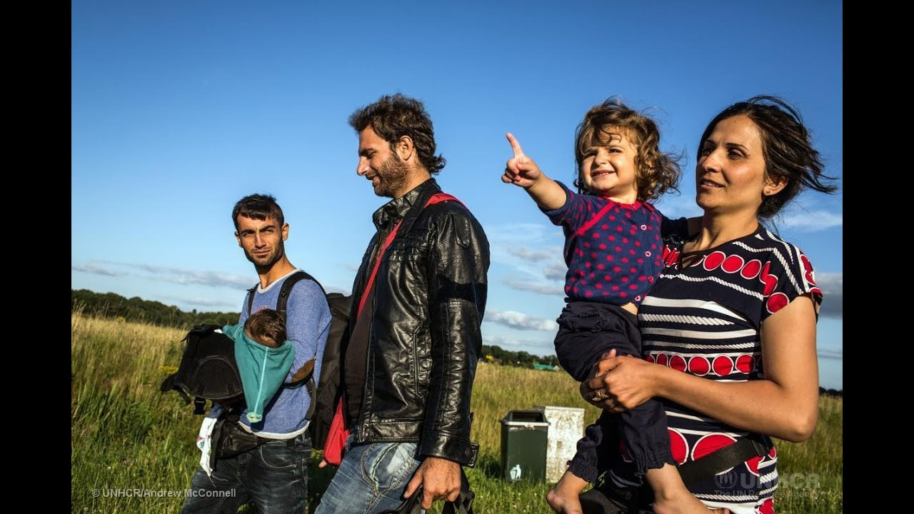 Video outlining the 'Road' to Europe taken by one Syrian family