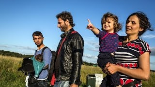 The Long Journey - A Syrian Family's Europe Passage