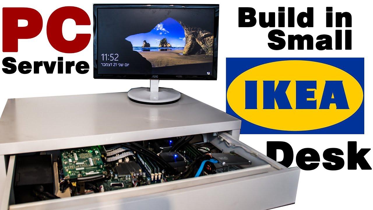 How To Build Server Pc