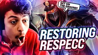 LL STYLISH | RESTORING THE RESPECC
