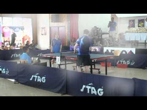 Michael Brown vs Wang Qi