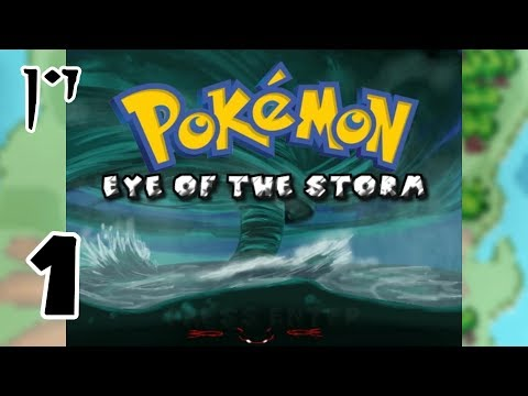 Pokémon: Eye of the Storm - Part 1 - The Delaware Incident