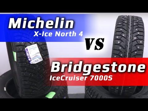 Bridgestone или Michelin /// Какие выбрать на зиму?
