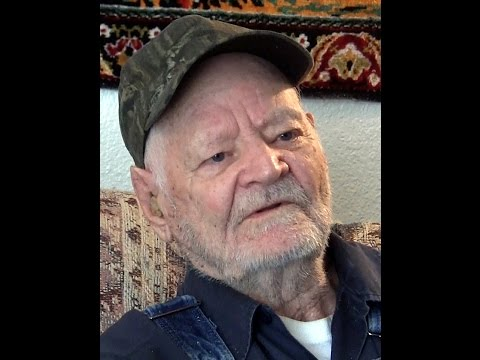 WW2 Veteran Bill Jones Interview