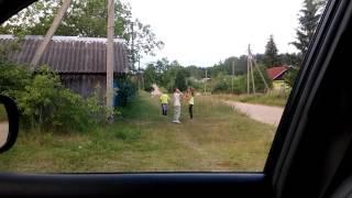 видео «Алоль» - база отдыха. Псковская область, турбаза «Алоль»