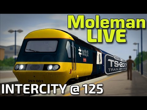 Train Simulator 2017 | InterCity @ 125! | BR Class 43 HST